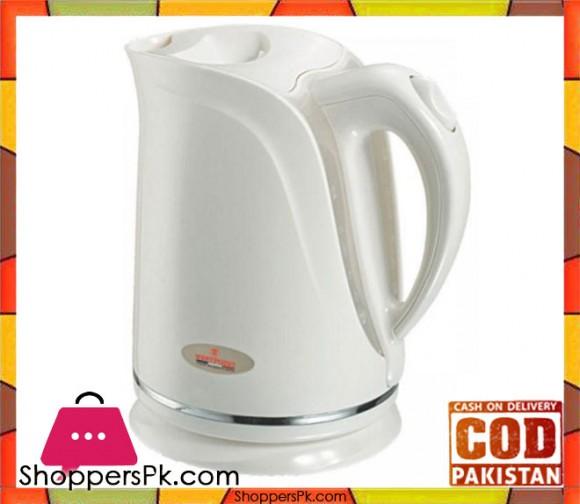 Westpoint Electric Tea Kettle - WF-578 - 1.7 LTR Concealed Element - Karachi Only