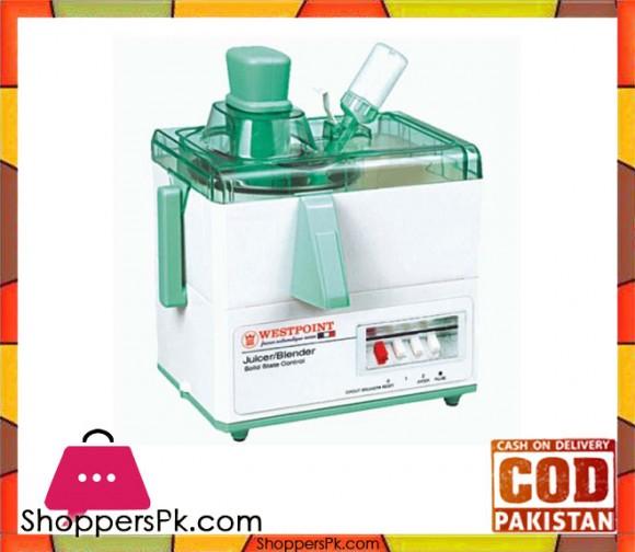 Westpoint Hard Fruit Juicer - WF-2405 - Karachi Only