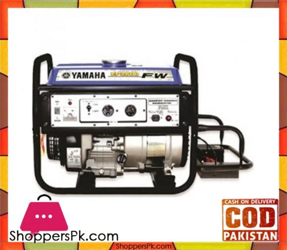 Yamaha Petrol Generator 2.3 KVA - Self Start - EF2600FW-E - Blue - Karachi Only