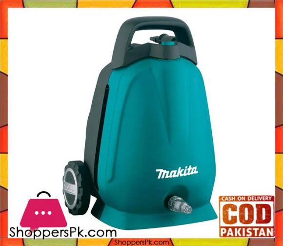 Makita High Pressure Washer - Blue - Karachi Only