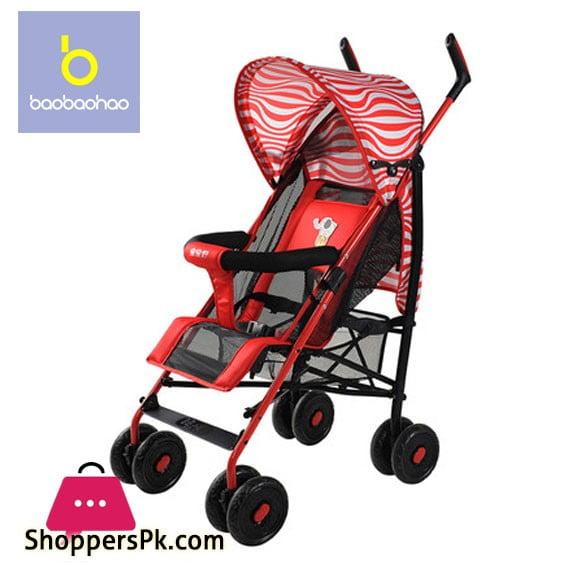 BaoBaoHao Baby Stroller Can Sit on the Lying Children's Umbrella Car Light Baby Folding Stroller Buggy 630