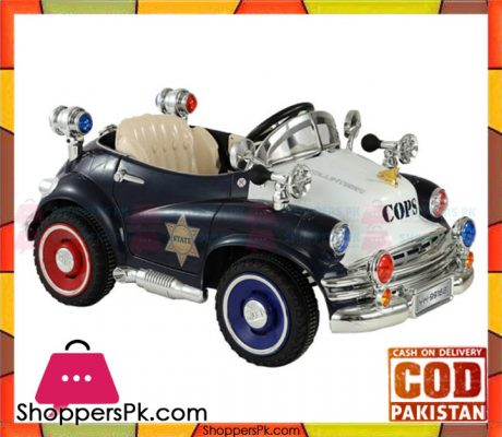 Battery-Operated-Ride-on-Classic-Car-(-COPS)-Price-in-Pakistan