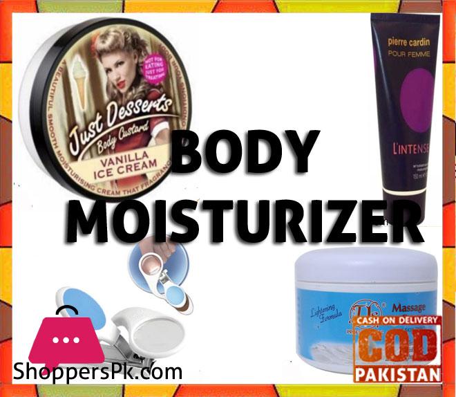 Body Moisturizer Price in Pakistan