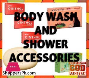 Body Wash & Shower Accessories