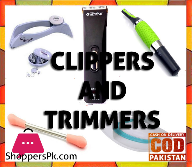 Clippers & Trimmers Price in Pakistan