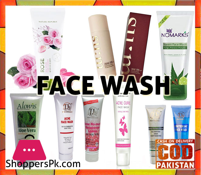 Face Wash Price in Pakistan