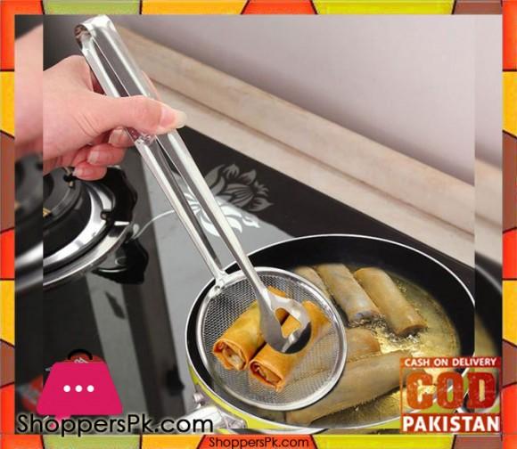 Frying Tong Steel