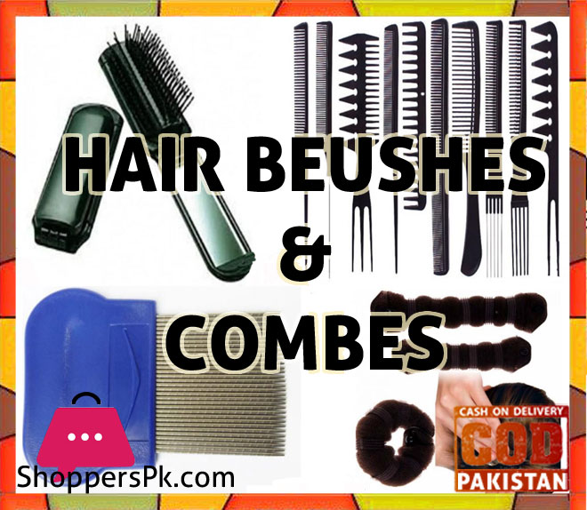 Hair Brushes & Combs Price in Pakistan