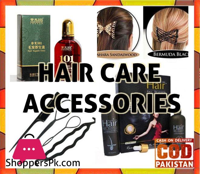 Hair Care Accessories Price in Pakistan