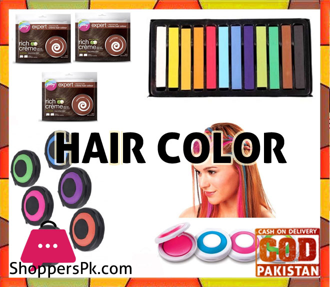 Hair Color Price in Pakistan