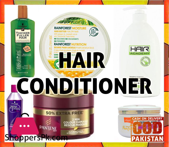 Hair Conditioner Price in Pakistan
