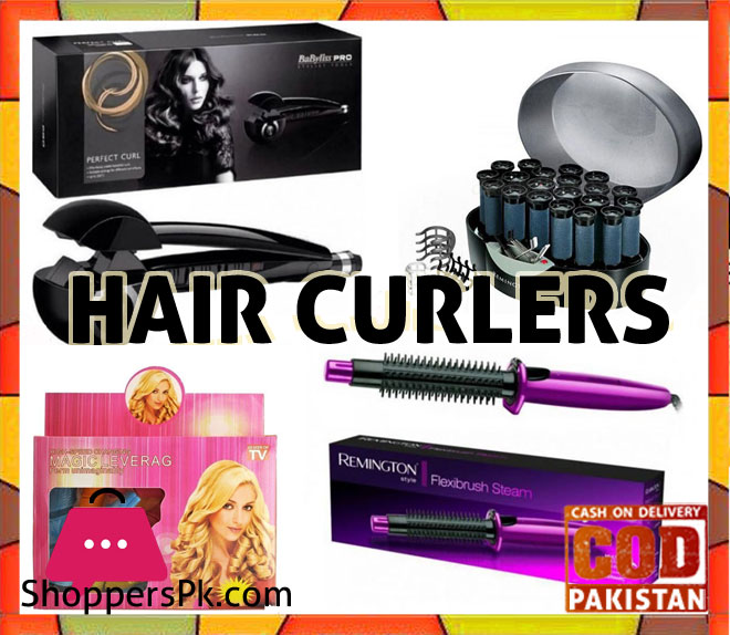 Hair Curlers Price in Pakistan