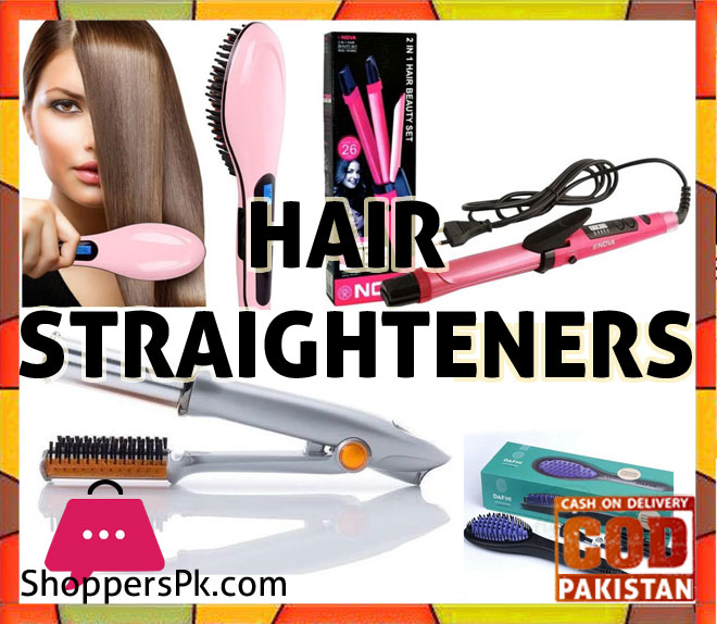 Hair Straighteners Price in Pakistan