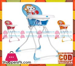 Buy European Standard Baby Connection High Chair Red At