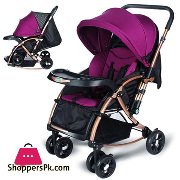 High Quality Baby Stroller with Rocking