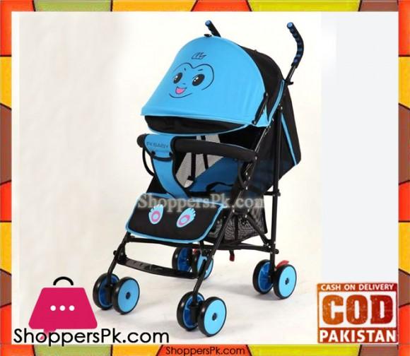 High Quality FK Baby Stroller Blue SL-307