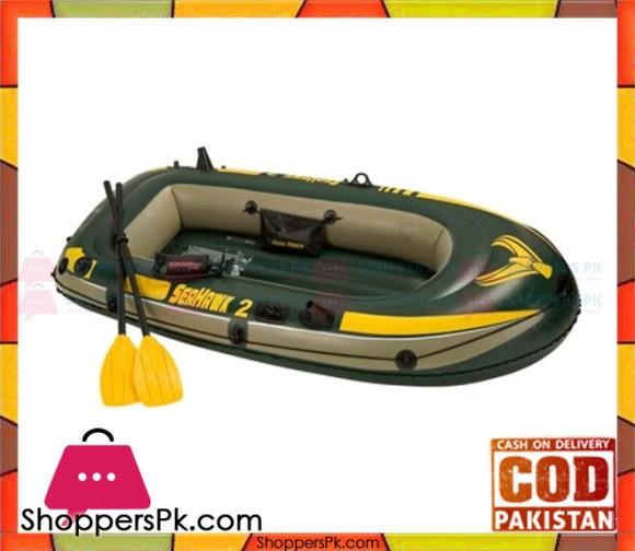 Intex Inflatable boat Seahawk-2 Set 236 x114 cm - 68347