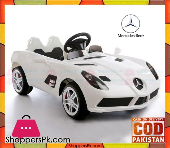 Mercedes MClaren SLR Stirling Moss DMD 158 Kids Electric Car in Pakistan
