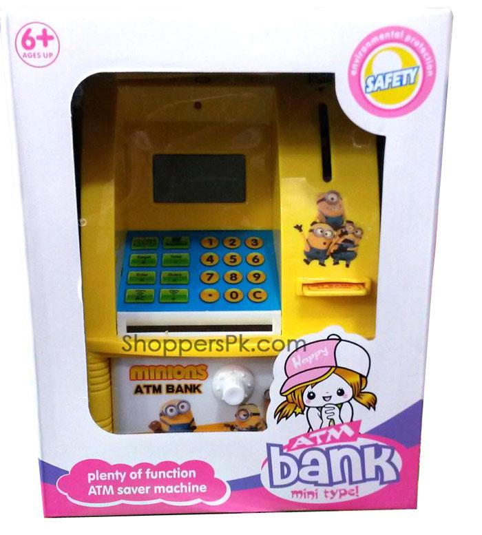 Electronic ATM Bank Machine in Pakistan