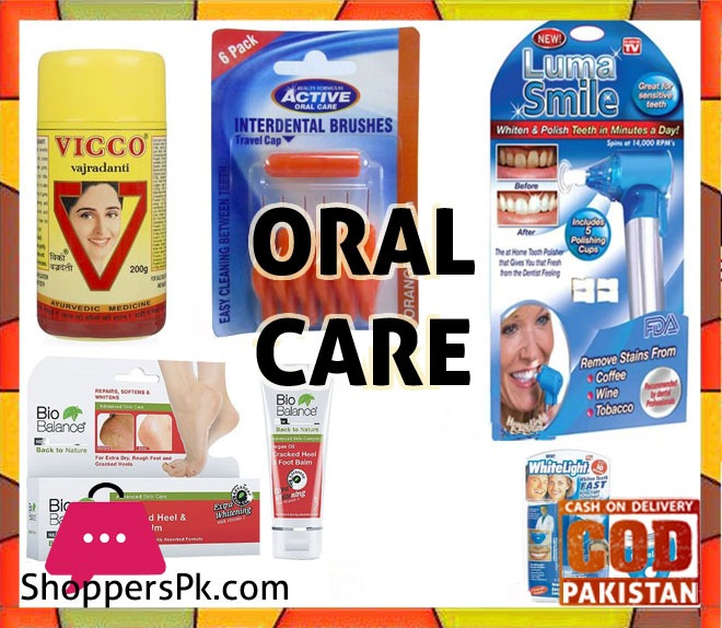 Oral Care Price in Pakistan