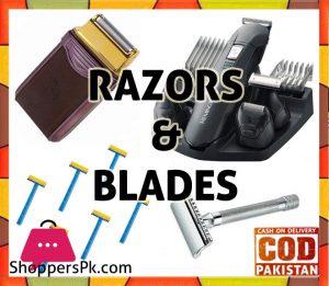 Razors & Blades