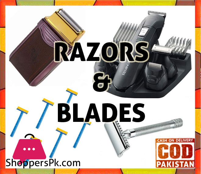 Razors & Blades Price in Pakistan