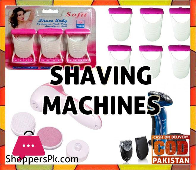 Shaving Machines