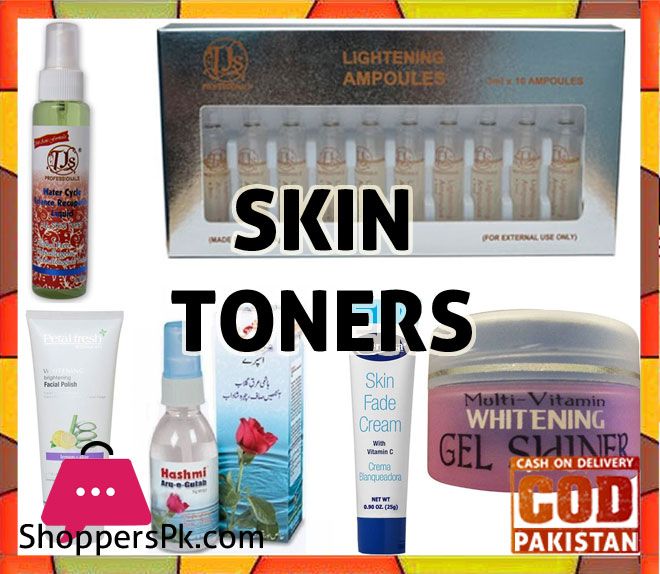 Skin Toners Price in Pakistan