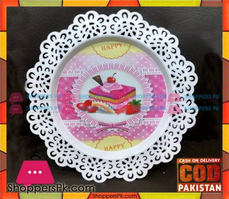 Vintage-Metal-Cake-Serving-Plate-Price-in-Pakistan-2