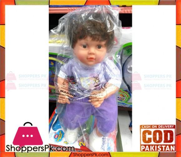 kids Perfume Baba Doll Purple
