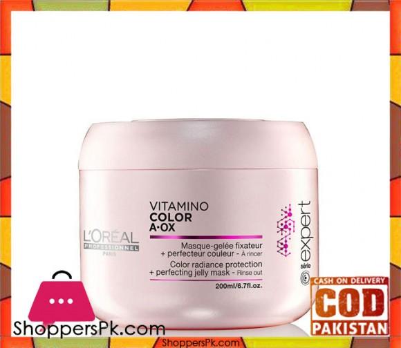 L'Oreal Professionnel Serie Expert - Vitamino Color A.Ox Masque