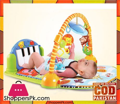 Baby-Play-Gym-kick-and-Play-6689-Price-in-Pakistan