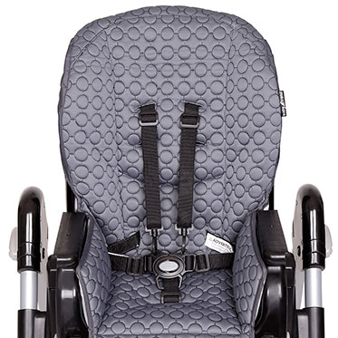 Buy Babytrend La Mode Snap Gear 174 3 In 1 High Chair At Best
