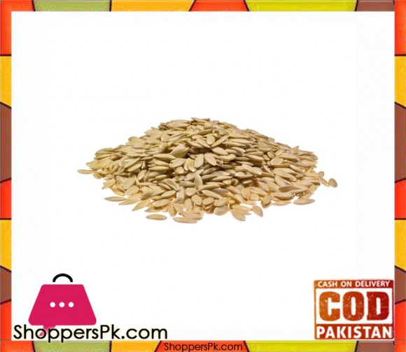 Cucumber Seeds - powder - 250 gm - Tukhm-e-Khayareen - تخم خیا رین