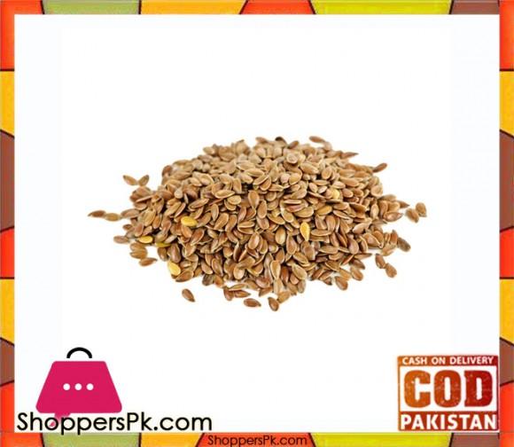 Flax Seeds - 250 gm - Alsi ke Beej - السی کے بیج