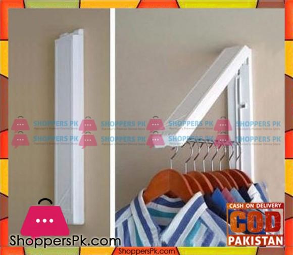 Hidden Hangers Rack
