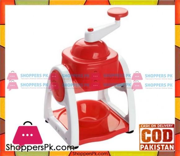 Ice Crusher Home Made Gola Ganda Machine