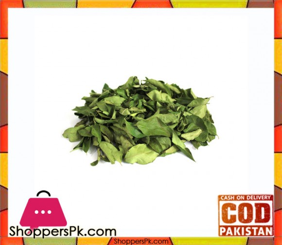 Curry Leaves - 250 gm - Barg-e-Kari, Barg-e-Kadi - برگ کڑی