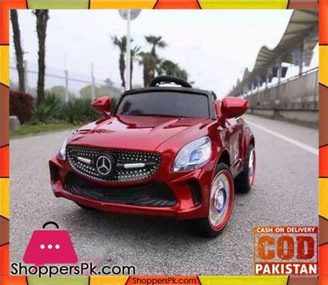 Kdis-Ride-on-Car-Mecedes-Lighting Wheel-1188-Price-in-Pakistan