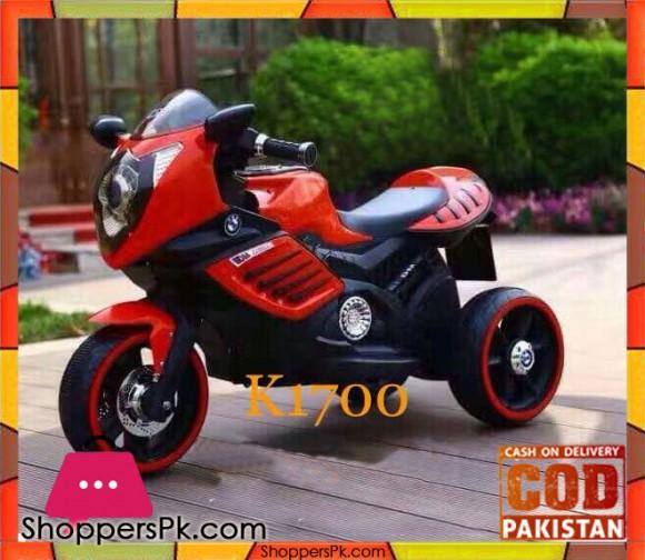 Kids Electric Motorcycle Three Wheel K-1300
