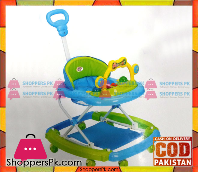 Buy Play Go 2 In 1 Baby Walker At Best Price In Pakistan