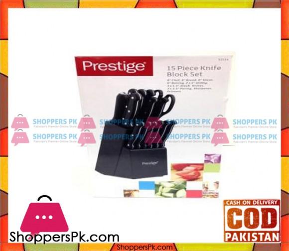 Prestige 15 Piece Knife Block Set 52114