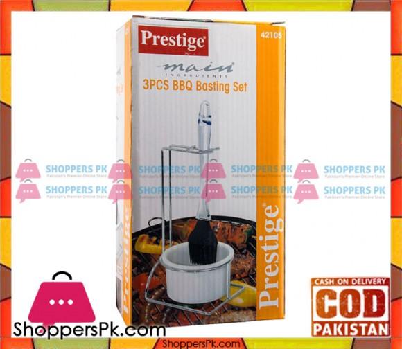 Prestige 3 Pcs BBQ Basting Set 42105