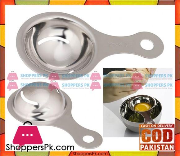 Prestige Egg Separator Stainless Steel - 50156