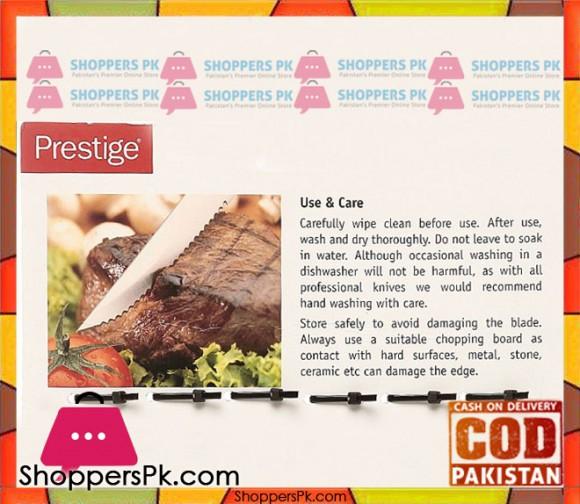 Prestige Serrated 6 Piece Knives Set 57110