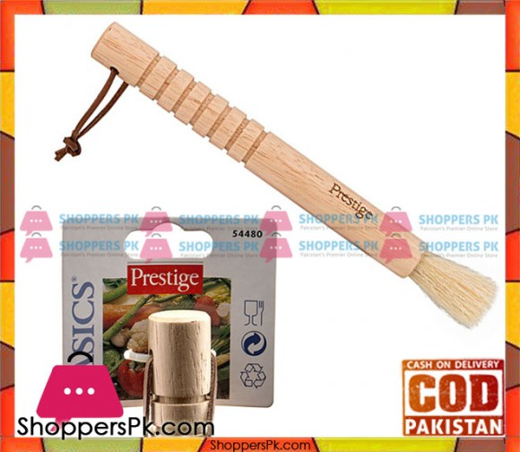 Prestige Wooden Pastry Brush 54480