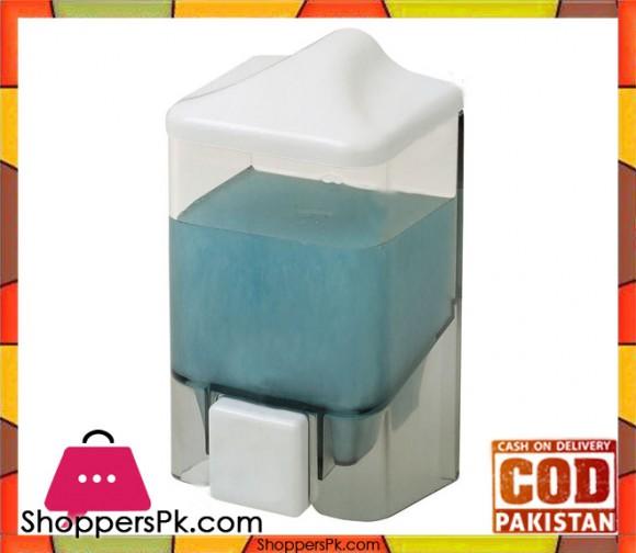 Primanova Spender Soap Dispenser Transparent 1 Liter Turkey Made SD06