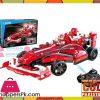 Rc Block Formula Racing Car DIY Assembled Building Blocks Car