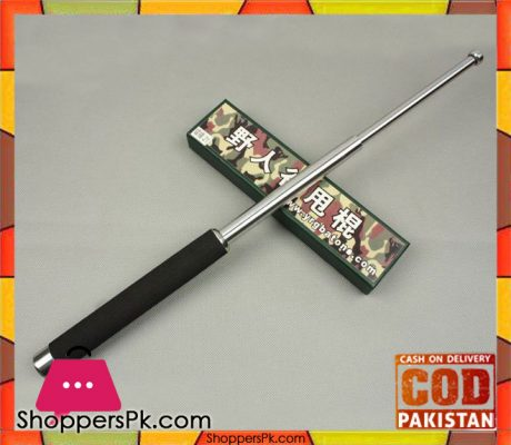 Self-Defense-Expandable-Telescopic-Security-Folding-Baton-Stick-26-Inches-Price-in-Pakistan