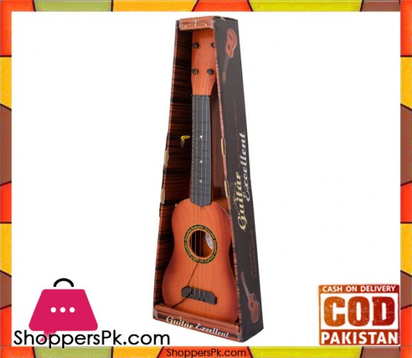 4 String Acoustic Guitar Learning Kids Toy 18 Inch